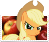 Applejack Boarder-Breaker Stamp by TheNarffy