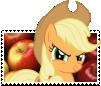 Applejack Boarder-Breaker Stamp by TheNarffy