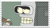 Bender Stamp by TheNarffy