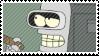 Bender Stamp by TheNarffy