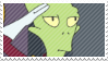 Kif Stamp by TheNarffy