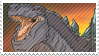 Zilla Jr Stamp by TheNarffy