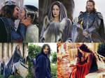 Aragorn and Arwen Wallpaper