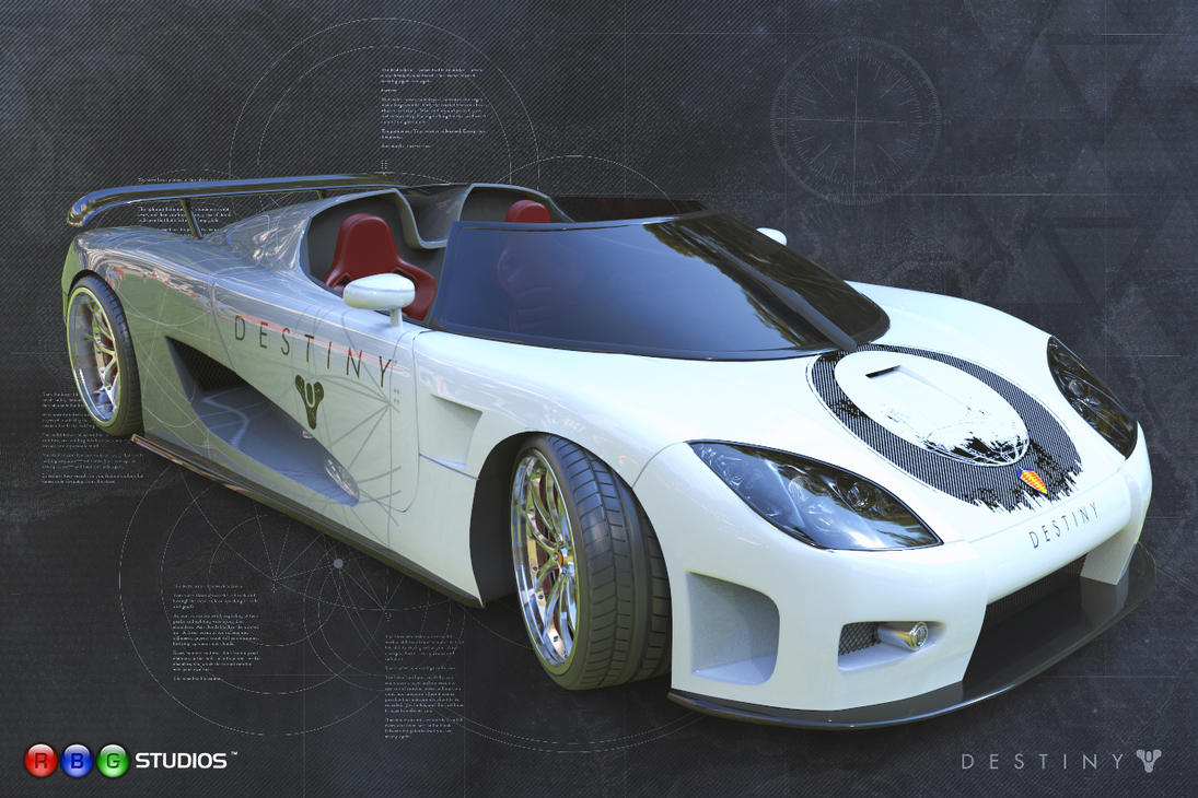 Koenigsegg CCX (Sports Car) - Destiny Edition by RamonGuthrie