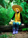 Pokemon Special Cosplay - Yellow