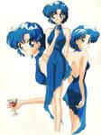 Blue Sailor Mercury