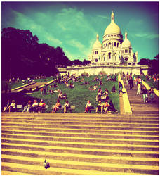 To la Butte Montmartre by AataRax-ya