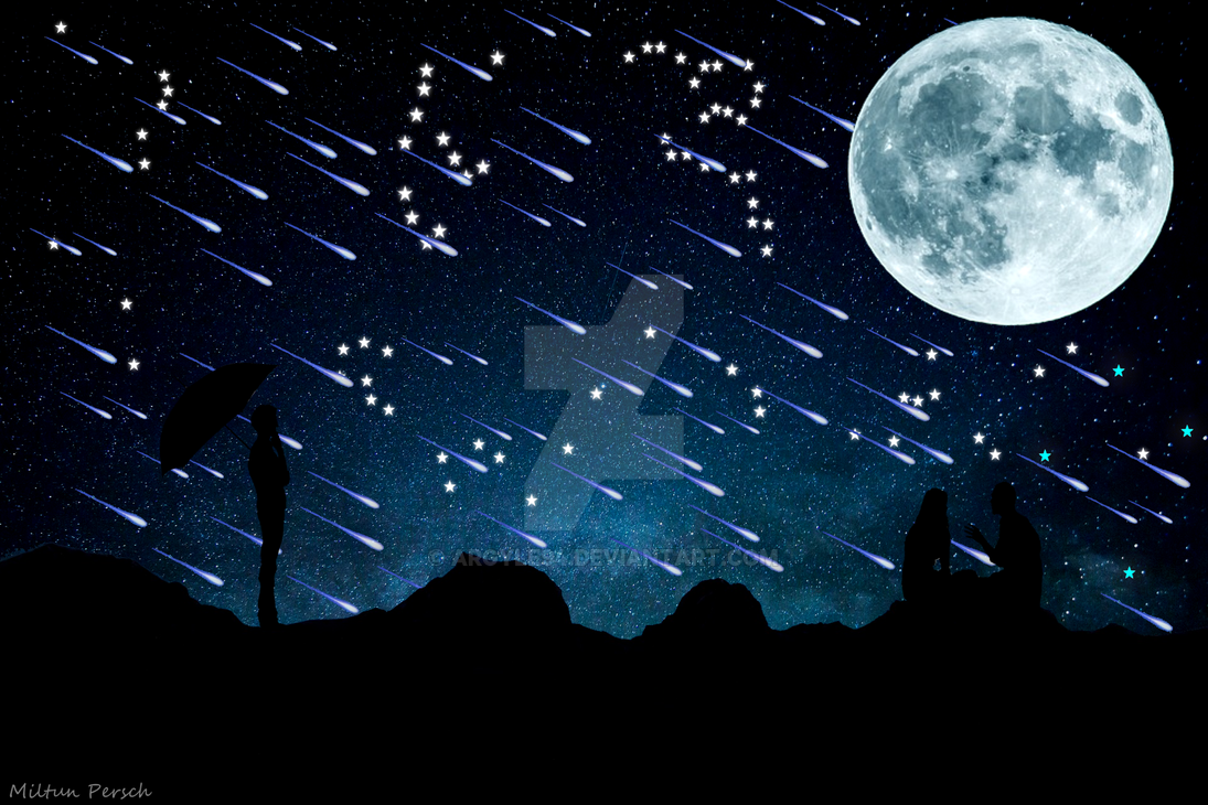 Falling Stars by Argyle94