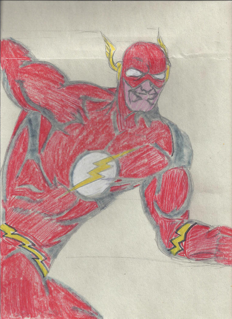Metallic Wally West by JohnReynolds