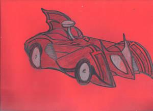 13 Days Halloween Batmobile