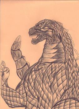 13 Days Halloween Godzilla