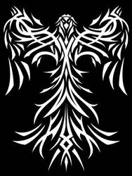 Eagle Tribal by RenegadeClock