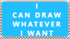 DA Stamps: I can.. by eleoyasha