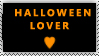 DA stamps:I love Halloween III by eleoyasha