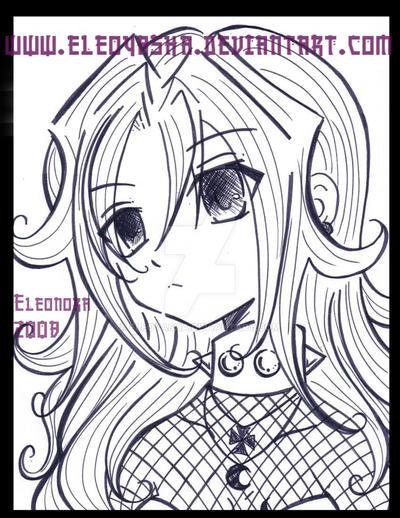 .Blank. by eleoyasha
