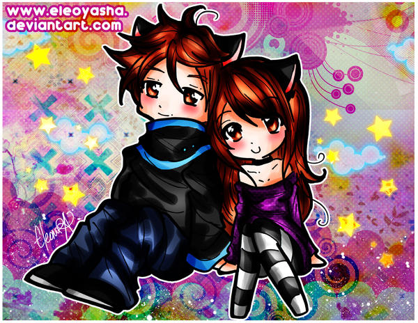EK: Little Kitties by eleoyasha