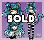 [AUCTION/CLOSED] ADOPTABLE 34/19 by eleoyasha
