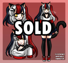 [AUCTION/CLOSED] ADOPTABLE 38/19 by eleoyasha