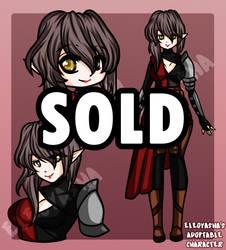 [AUCTION/CLOSED] ADOPTABLE 41/19 by eleoyasha