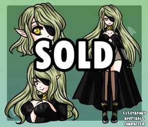 [AUCTION/CLOSED] ADOPTABLE 42/19 by eleoyasha
