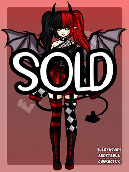 [AUCTION/CLOSED] ADOPTABLE 66/19