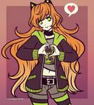 [YCH - I Love U] soldierettes (2)