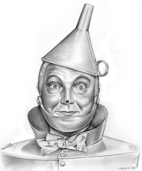 tin man by gregchapin