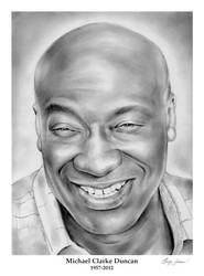 Michael Clarke Duncan -  RIP 1957 - 2012