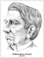 William Seward by gregchapin