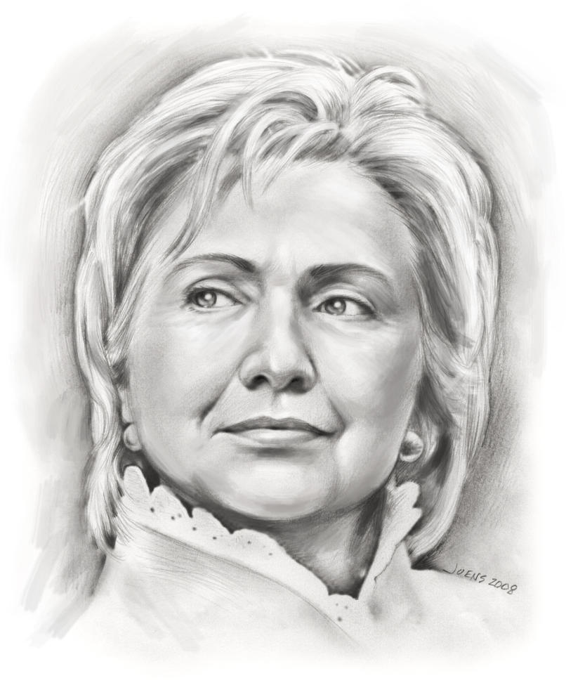Excellent Hillary Clinton - - Presidential Race 2008 by gregchapin on DeviantArt CB23