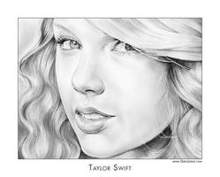 Taylor Swift by gregchapin