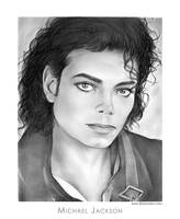 Michael Jackson by gregchapin