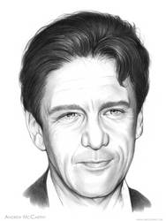 Andrew McCarthy by gregchapin