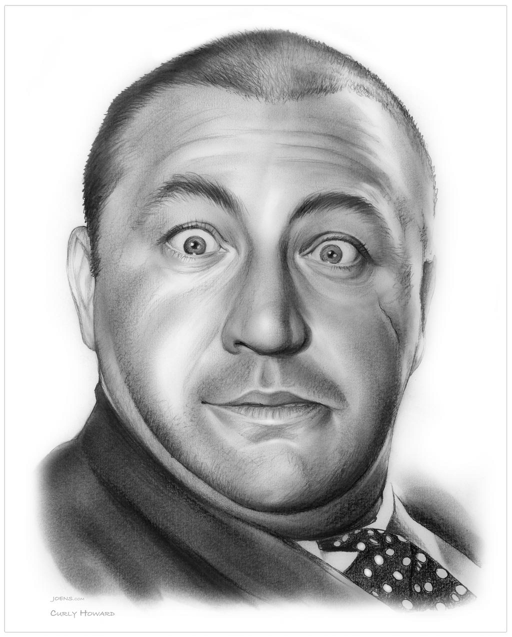 Jerome Horwitz | www.imgkid.com - The Image Kid Has It! Curly Howard 1952
