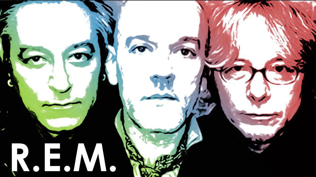 R.E.M. by gregchapin