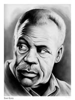 Danny Glover by gregchapin