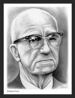 Buckminster Fuller by gregchapin