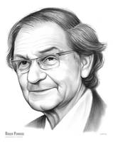 Roger Penrose Mathematical Physicist by gregchapin