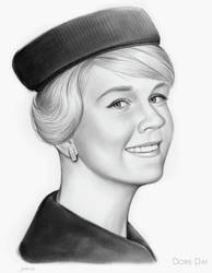 R.I.P., Doris Day.  97 years old by gregchapin