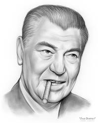 Jack Dempsey by gregchapin