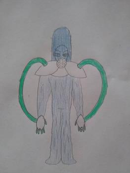 Human Plague Villain: Doctor Clean(final design)