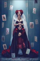 Tribute to Burton's Alice by Dferous