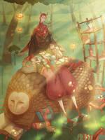 Summer dream by Dferous