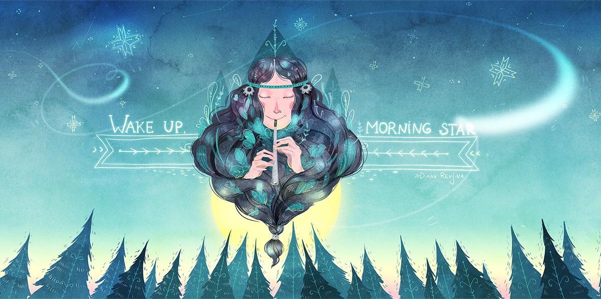 Wake up by Dferous