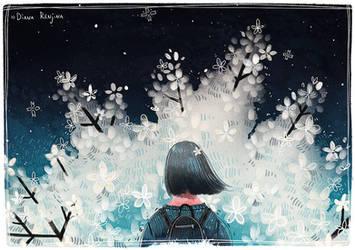 Spring III by Dferous
