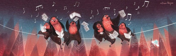 The Singing Robins