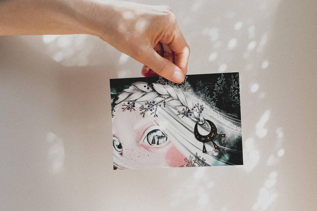 Postcards II by Dferous