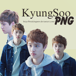 Do KyungSoo - EXO PNG // by BNew~