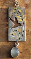 Humming Bird Pendant by Mayamahal