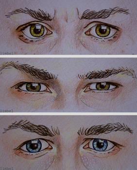 Team Free Will: Eyes
